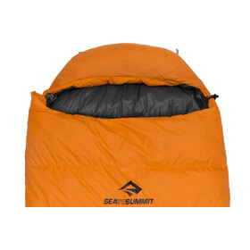 Sea to Summit Trek TkI - Sac de couchage - Long orange